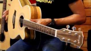 Enya Guitar EF400 by AcousticThai.Net