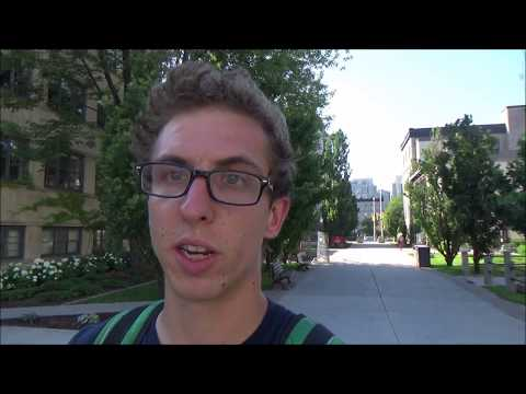 University of Ottawa Campus Tour U of O