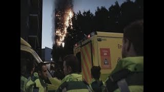The hospital team that saved the lives of Grenfell Tower residents  | ITV News