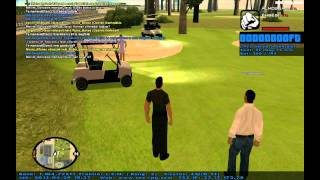 SeeRPG ~ La Cosa Nostra ~ Egy kis golf Role Play