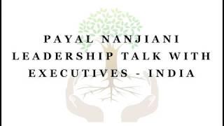 Payal Nanjiani | Corporate Session