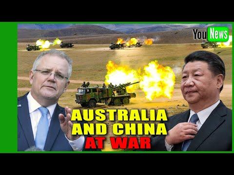 WORLD WAR 3 WARNING: Australia and China could be at war in 5 years, defence chief warns