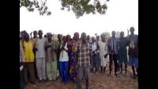 Aweil South Conservation Farming