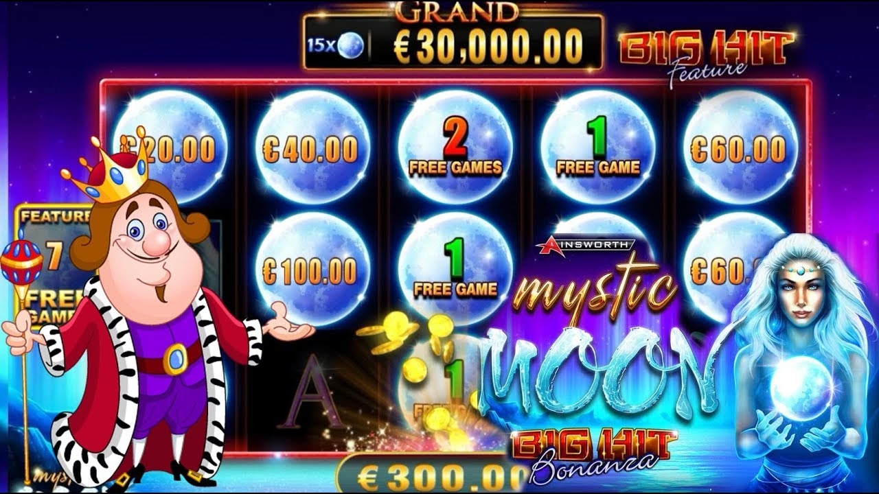 Mystic Moon Slot Machine