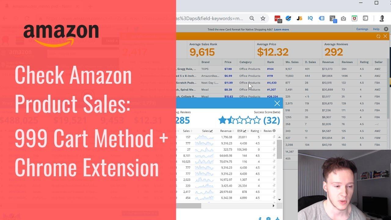 estimate amazon sales