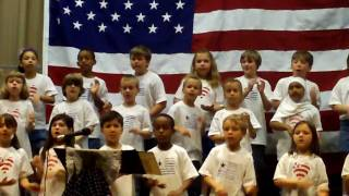 This Land is Your Land-Valley View Center 1st Grade