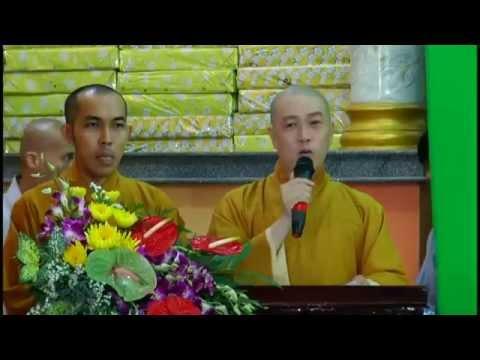 lễ bổ nhiệm trụ trì chùa phật quang h ba tri t bến tre