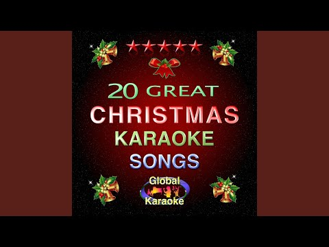 White Christmas (in The Style Of Michael Bublé) (karaoke Backing Track)