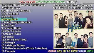 HIVI FULL ALBUM TERBAIK (Tanpa Iklan) - Lagu Pilihan Terbaik Sepanjang Masa