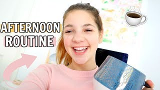 School Week Afternoon Routine + Satisfying Unboxing of my NEW Vlog Camera!!
