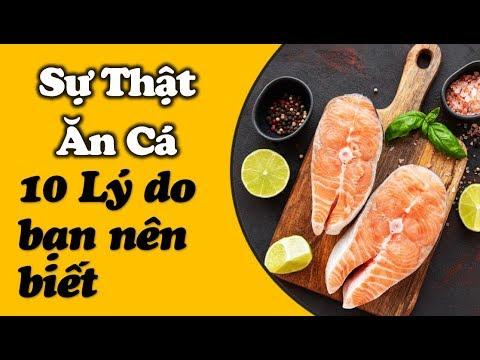 10 lý do nên ăn nhiều cá Ngăn ngừa hàng tá bệnh mà ít ai ngờ tới