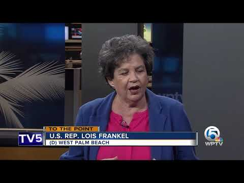 To The Point 10/22/17 - Part 1: Rep. Lois Frankel
