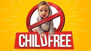 Чайлдфри. Женщина не хочет детей? Почему современные женщины не хотят детей? Чайлдфри разбор.