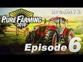 Pure Farming 2018 - My First Farm - Episode 6 - Rabbit Pens and Earning Money!