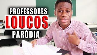"""PROFESSORES LOUCOS"" Matias Damásio ft. Héber (Paródia)"
