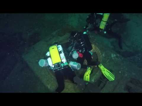 Diving Malin Head June 2017