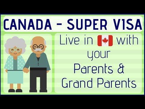 ���� Canada SUPER VISA for your Parents and Grandparents