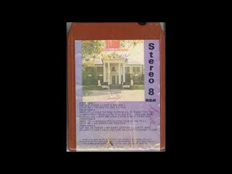 AS RECORDED ON STAGE IN MEMPHIS - Elvis Presley  (Full LP 1974)
