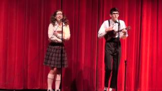 Tonight You Belong To Me - Joe Gullace (ft. Morgan Lubbe), Mr. Allentown 2012