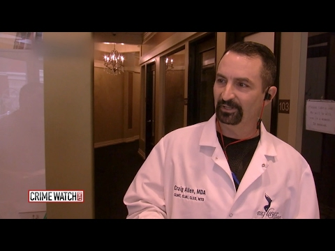 """Dr. Craig"" Accused Of Shady Practices At Medical Spa - Crime Watch Daily With Chris Hansen"