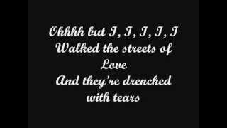 The Rolling Stones - Streets of Love (with lyrics)