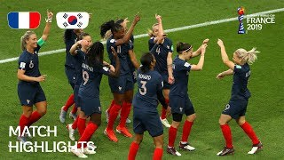 France v Korea Republic - FIFA Women's World Cup France 2019™