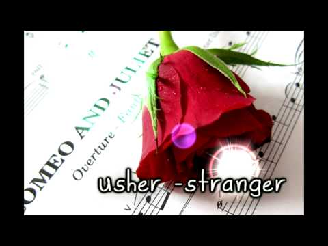 usher - stranger (FULL MP3 DL +NOSHOUT)