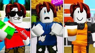 Noob Triplets Separated At Birth! A Roblox Movie (Story)