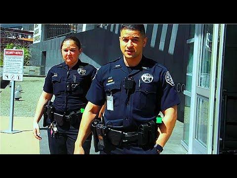 Police Get Silent Treatment - Denver, Co. Municipal Bld.