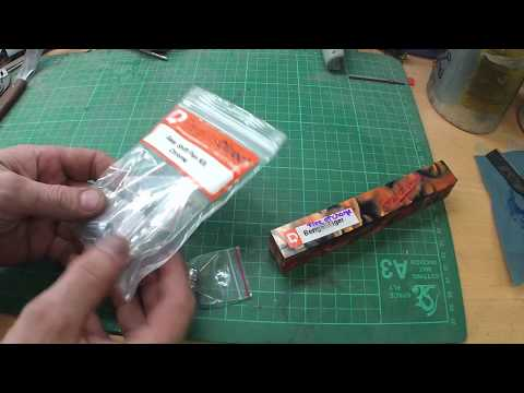 How to make a Pen with a Gearshift Penkit