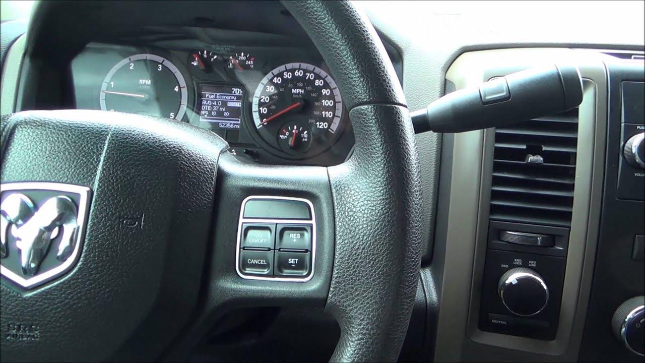 2012 RAM 3500 ST Crew Cab LWB 4WD DRW EPIC AUTO