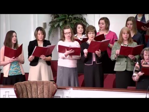 CBC Choir- Blessed Be the Name of the Lord