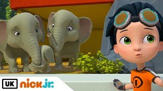 Rusty Rivets | Rusty's Elephant Escape | Nick Jr. UK