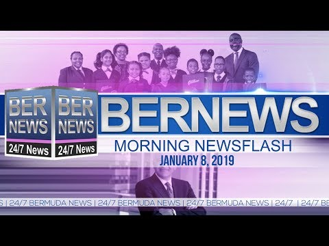 Bernews Newsflash For Tuesday January 8, 2019