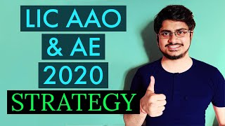 How to prepare LIC AAO & LIC AE (2020) | Assistant Administrative Officer Exam Preparation Strategy