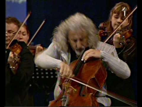 Maisky & Kremerata Baltica - Haydn Cello Concerto in C - Finale