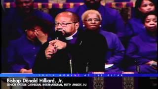 Bishop Donald Hilliard, Jr.'s  response to the murder of Trayvon Martin