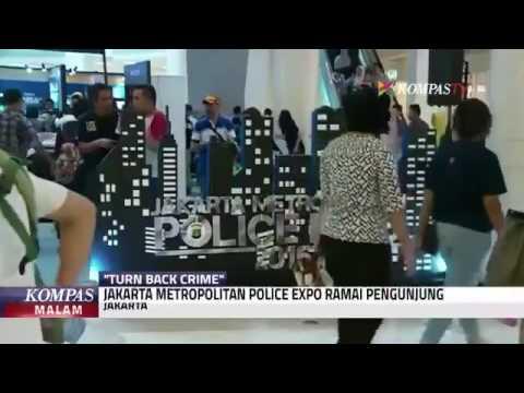 Jakarta Metropolitan Police Expo