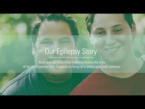Greg Grunberg: Our Epilepsy Story