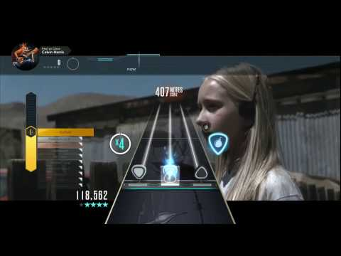 Calvin Harris - Feel So Close - Guitar + Karaoké - Guitar Hero Live 99% Expert