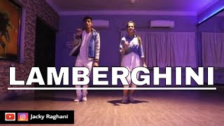 LAMBERGHINI | DANCE VIDEO  JACKY RAGHANI | LAVINA DUSEJA | Latest Punjabi Song 2018