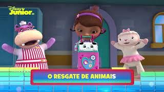 Doutora Brinquedos - Disney Junior Music Party: ''A Equipa de Resgate de Animais''