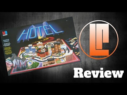 Hotel / Hotel Tycoon board game - Lucky Roll Reviews