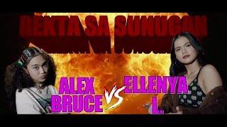 Gambar cover REKTA SA SUNUGAN - Alex Bruce VS Ellenya L.