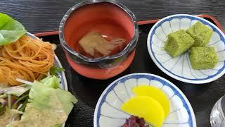 焼肉定食850円/食事処五葉松/福島県白河市大観音前