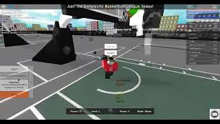 Basket ball in roblox| Playing with my friend