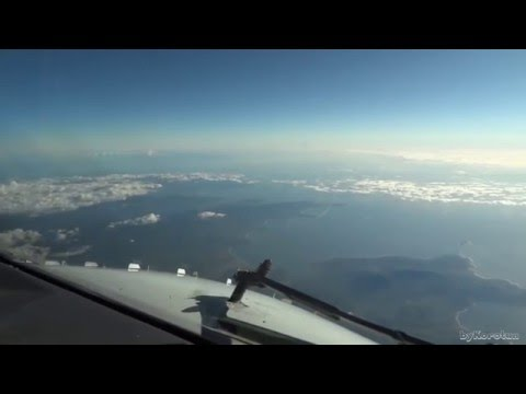 Life in the Sky (view from the pilot cabin)