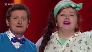Как тетя Нина стала диджеем – Нина Бацуровская – не вошло в эфир – Комик на миллион | ЮМОР ICTV