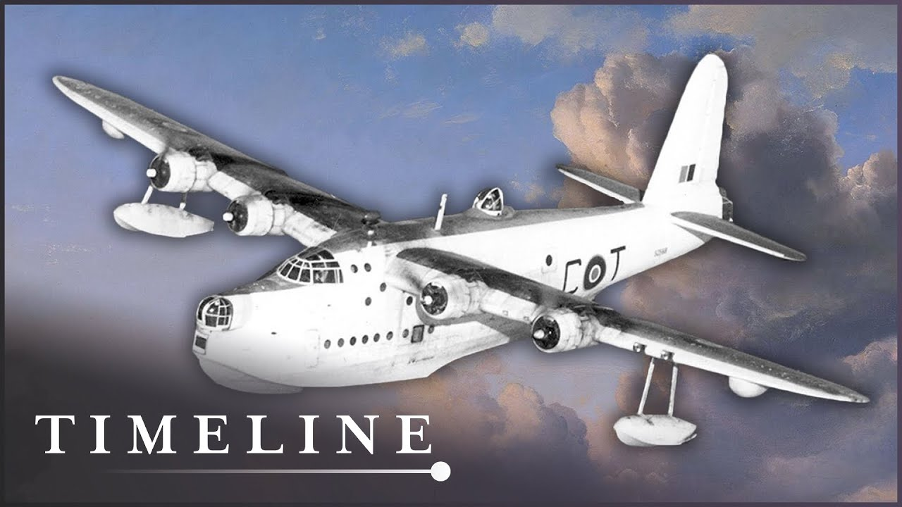 The Giant Scottish Seaplanes That Hunted German U-boats | Flying Across Britain | Timeline