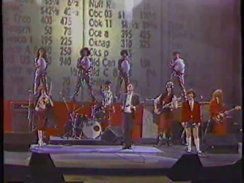 Jean Leloup chante 1990 a L'ADISQ 1991